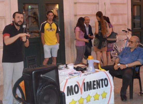 La biscegliese Titti Mastrapasqua nello staff del deputato M5S Giuseppe D'Ambrosio