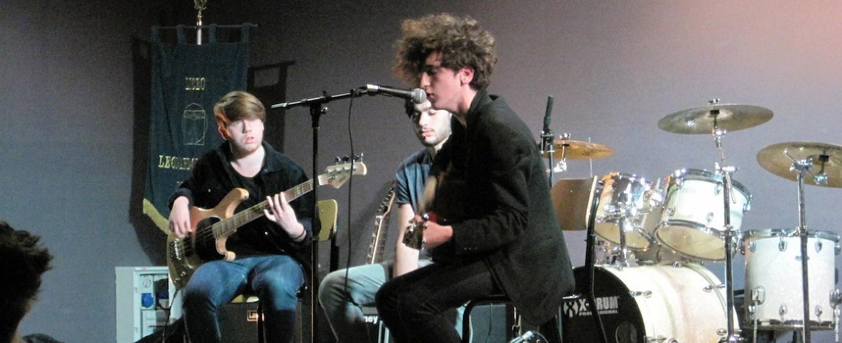 """Musicomania, lodevole iniziativa di musica e solidarietà al liceo """"Da Vinci"""" / FOTO"""