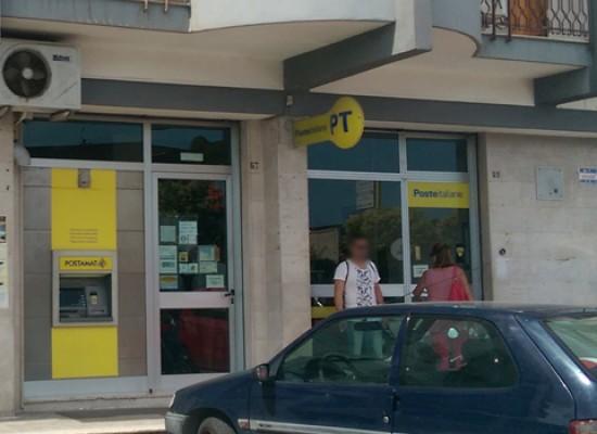 Le Poste rassicurano sul pericolo di schede clonate al Postamat di Via Carrara Reddito