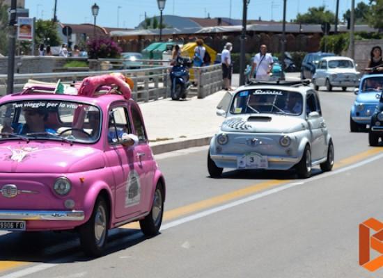 Grande successo per il raduno Nazionale Fiat 500: tutte le FOTO
