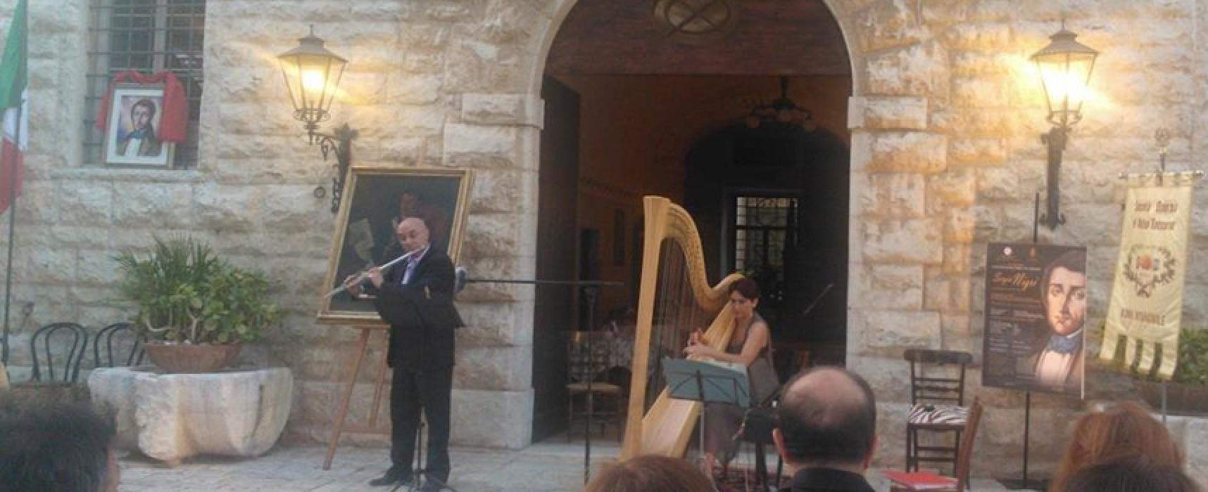 Premio Sergio Nigri al musicista Vincenzo Mastropirro e allo scrittore Raffaele Marvulli