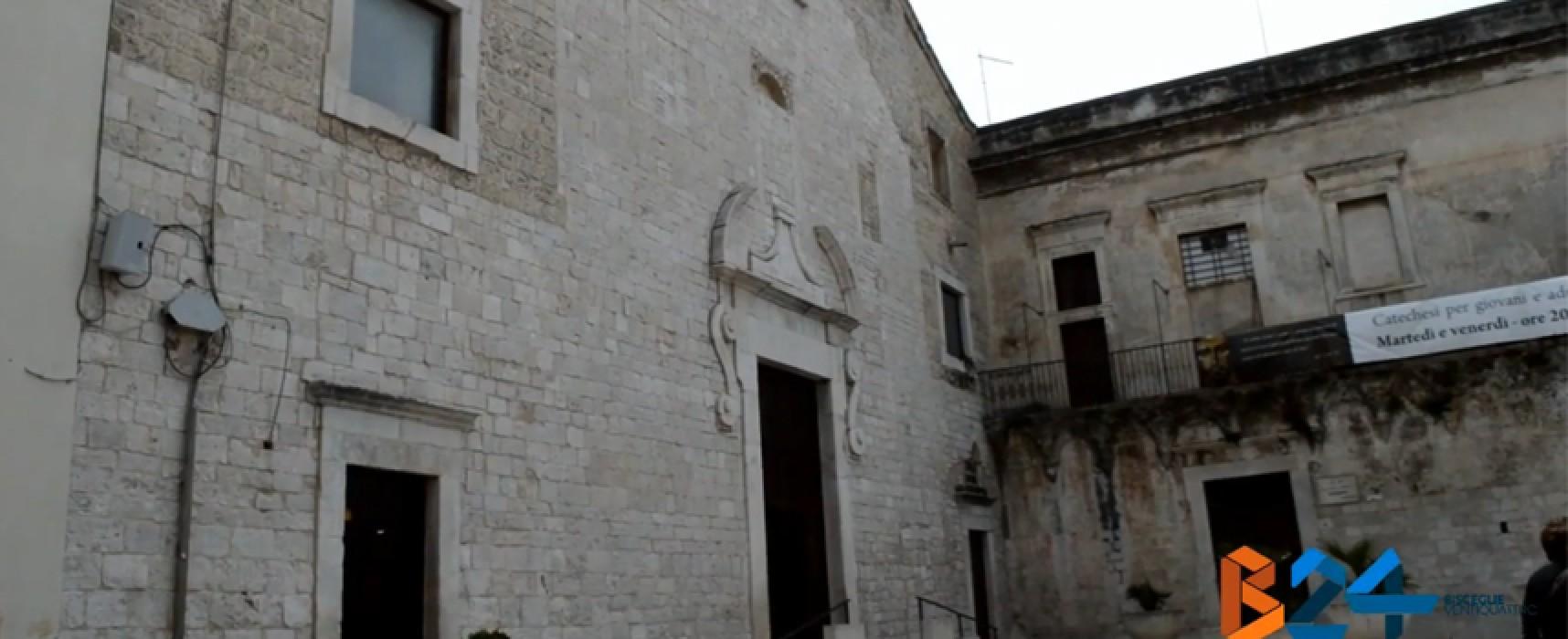 Chiesa di san Lorenzo, oggi il 486° anniversario della dedicazione