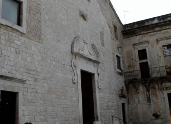 Il diacono biscegliese Francesco Colangelo sarà ordinato sacerdote quest'oggi