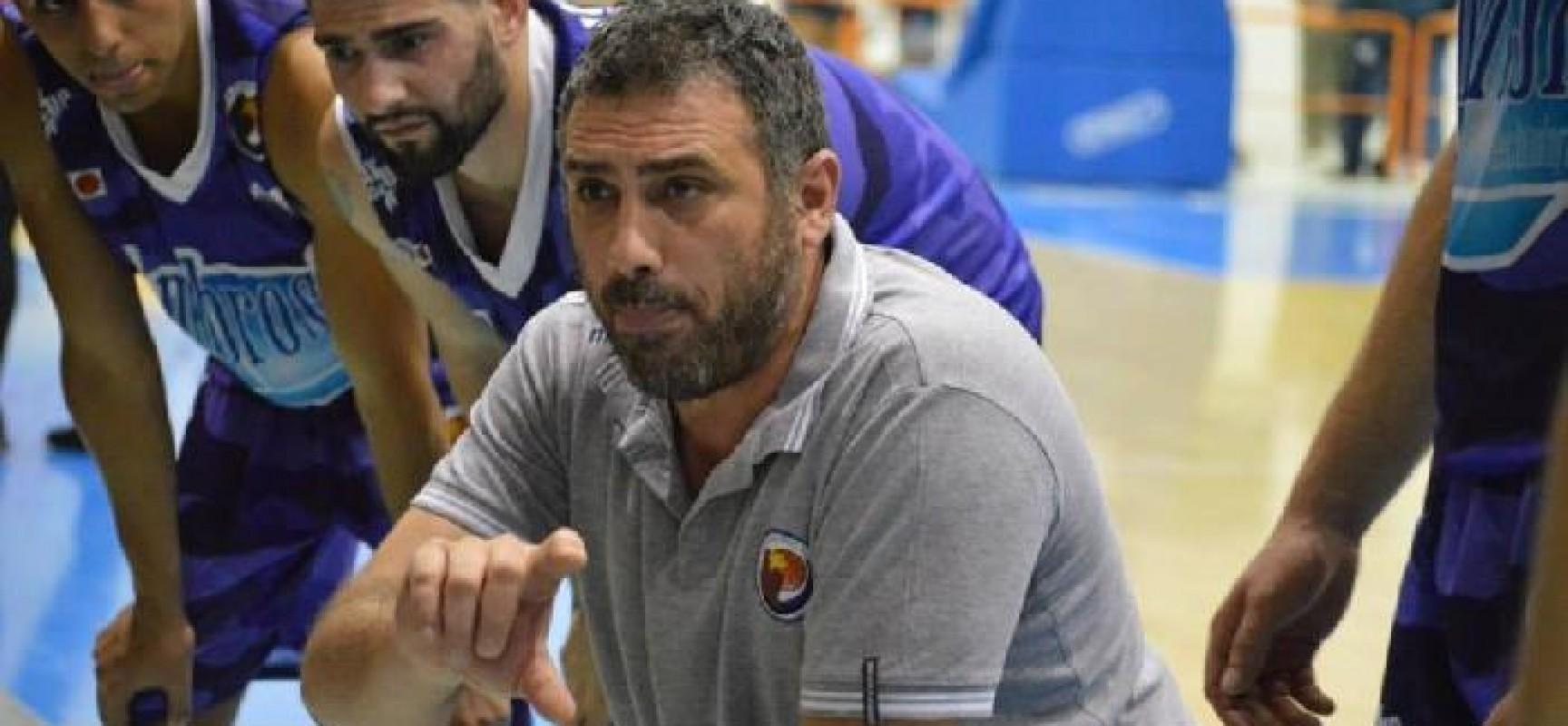 Ambrosia Basket Bisceglie, confermato coach Scoccimarro per la prossima stagione