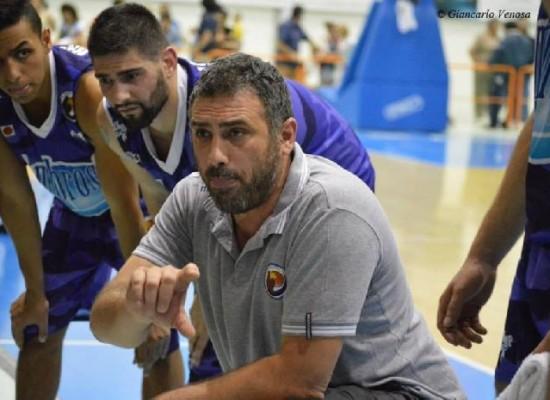 Scoccimarro lascia la panchina dell'Ambrosia, Valerio Corvino nuovo coach?