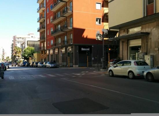 Ancora guasto il semaforo tra via Petronelli, via Moro e via Veneto