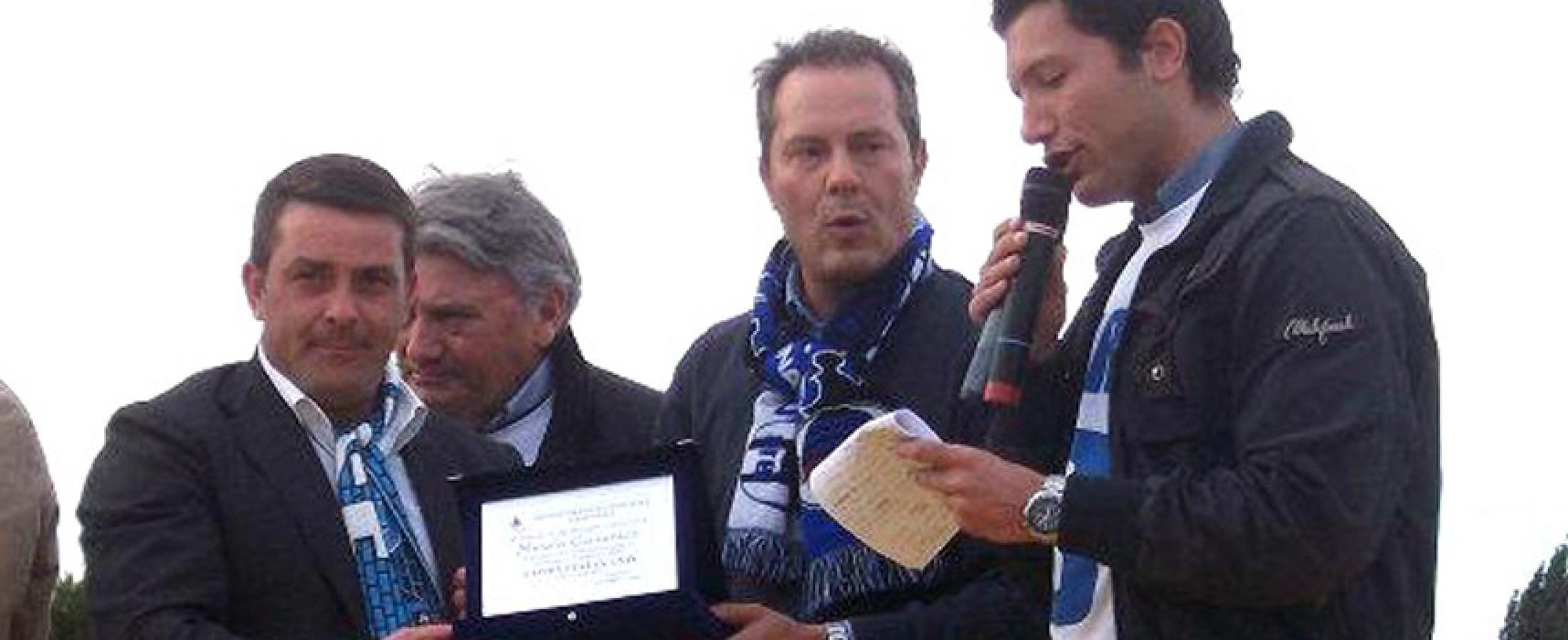 Oggi Ingrosso da Canonico per il titolo sportivo del Bisceglie, lettera aperta di Spina