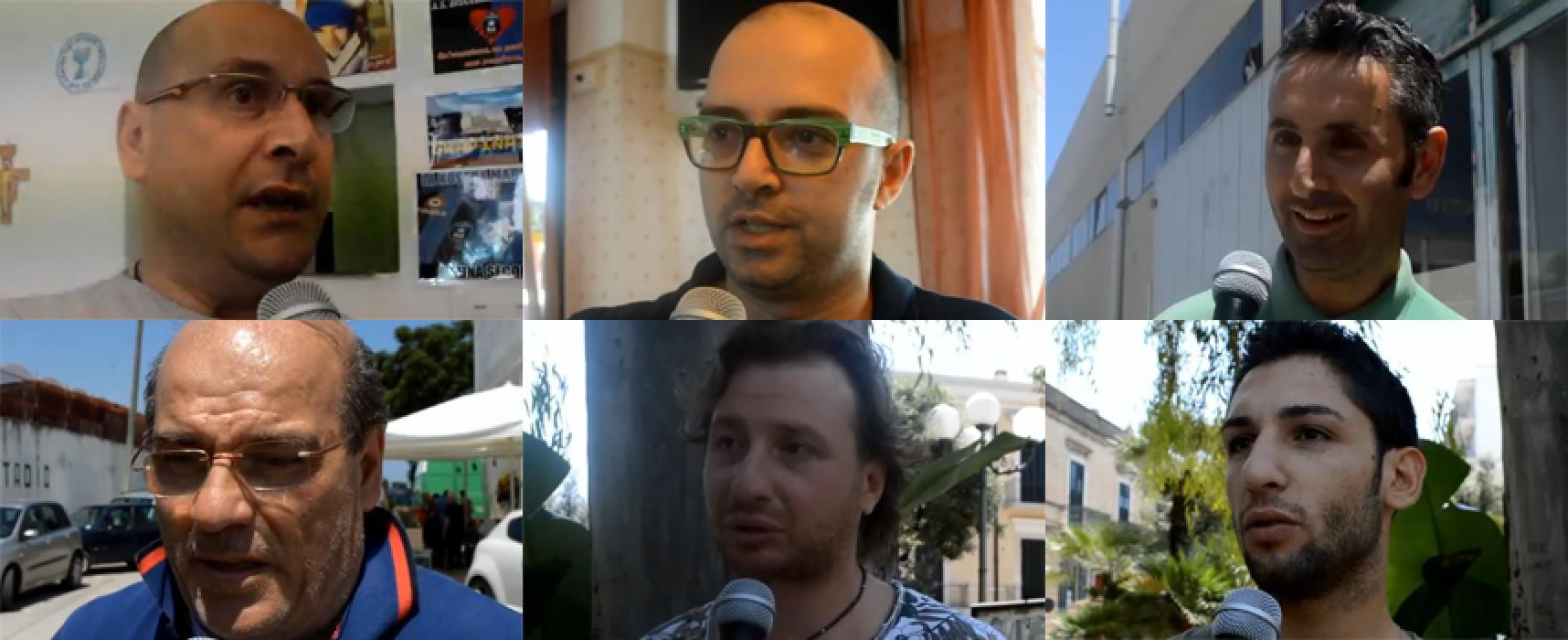 Bisceglie Calcio, le opinioni dei tifosi dopo l'addio di Canonico / VIDEO