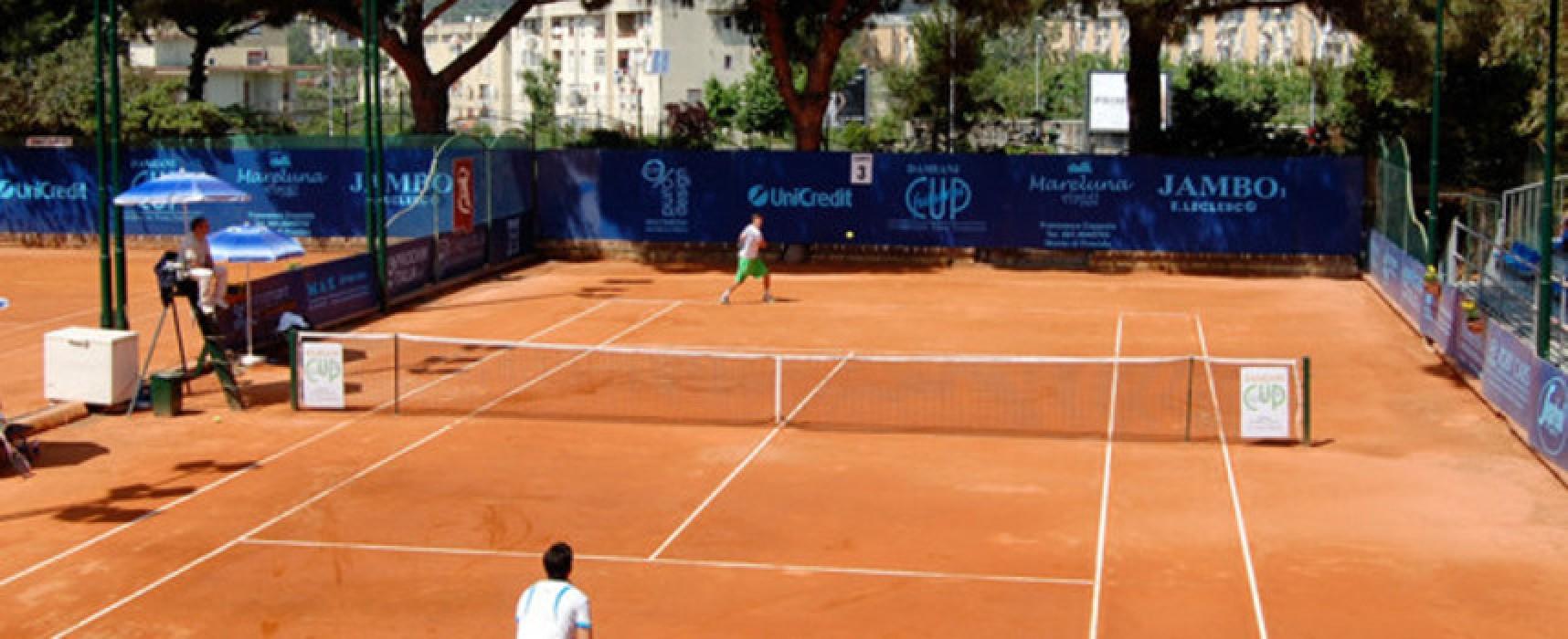 """Tennis, oggi Pellegrino in campo al """"Damiani's Futures Cup 2014"""""""