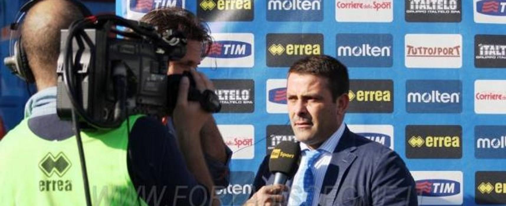 """Futuro Bisceglie Calcio, Canonico: """"Entro dieci giorni la conferenza stampa"""""""
