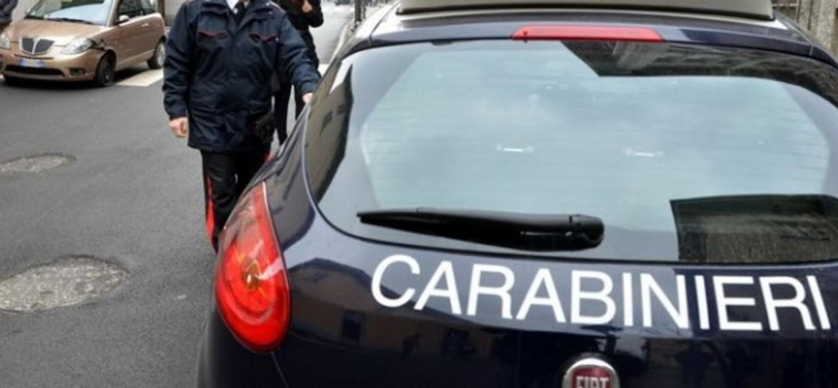 """Tenta furto alla """"Galileo Ferraris"""", 17enne biscegliese deferito al Tribunale dei Minorenni"""