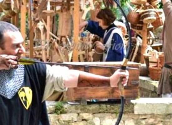 """Tiro con arco orientale: il biscegliese Catalano vince il """"3° Palio dell'Inespugnabile"""""""