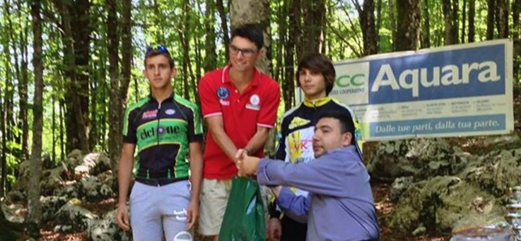 Ciclismo: cinque atleti Cavallaro convocati per i Campionati Italiani