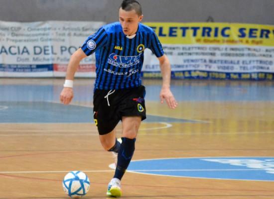 Futsal Bisceglie, anche Di Benedetto rinnova