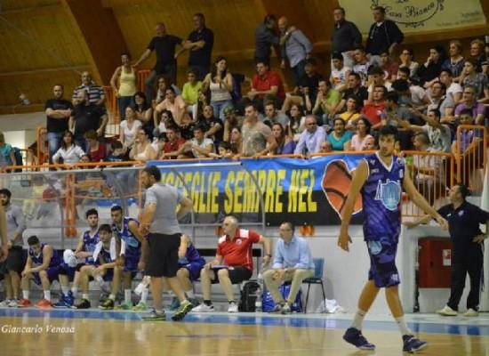 Gara 1 senza storia, Scafati si impone sull'Ambrosia Basket