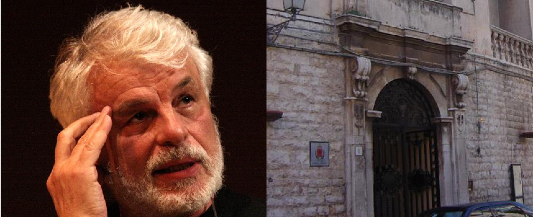 """Il Comune finanzia con 160mila euro """"La scelta"""" di Michele Placido, Casella non ci sta"""