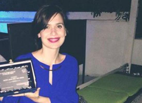 """Salento Film Festival, Premio """"Miglior Regia"""" al videoclip della canzone di Erica Mou """"Dove cadono i fulmini"""""""