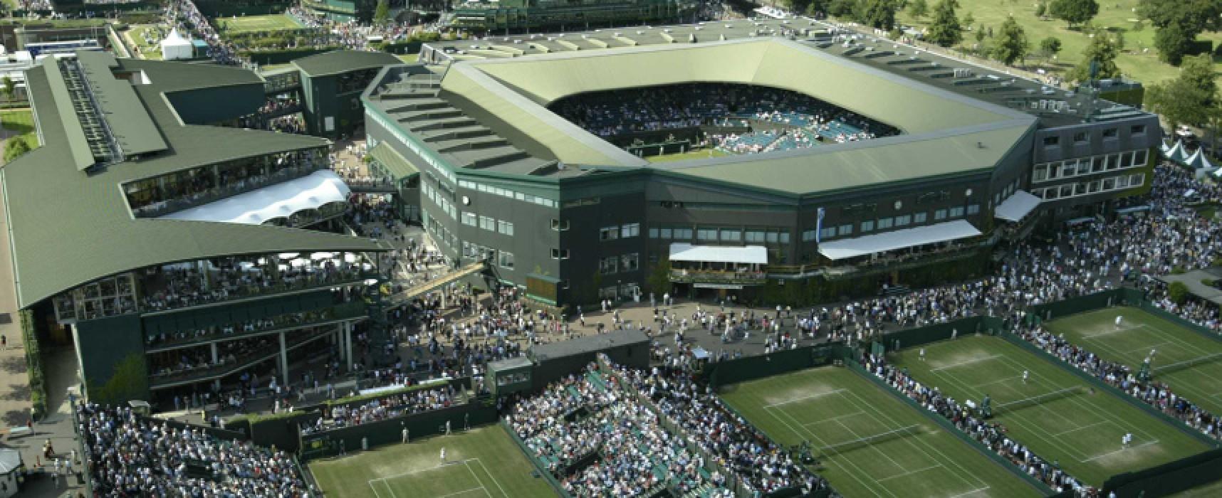 Si aprono le porte di Wimbledon per Andrea Pellegrino