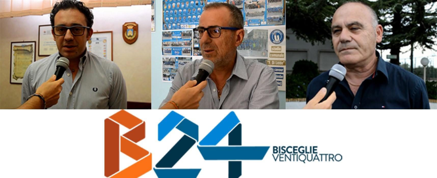 Scioglimento Consiglio Provinciale, intervista a Abascià, Evangelista e Russo / VIDEO