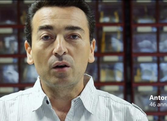"""Antonio Lafranceschina: """"Il nostro progetto di vita può prendere strade inaspettate ma da percorrere sino alla fine"""""""