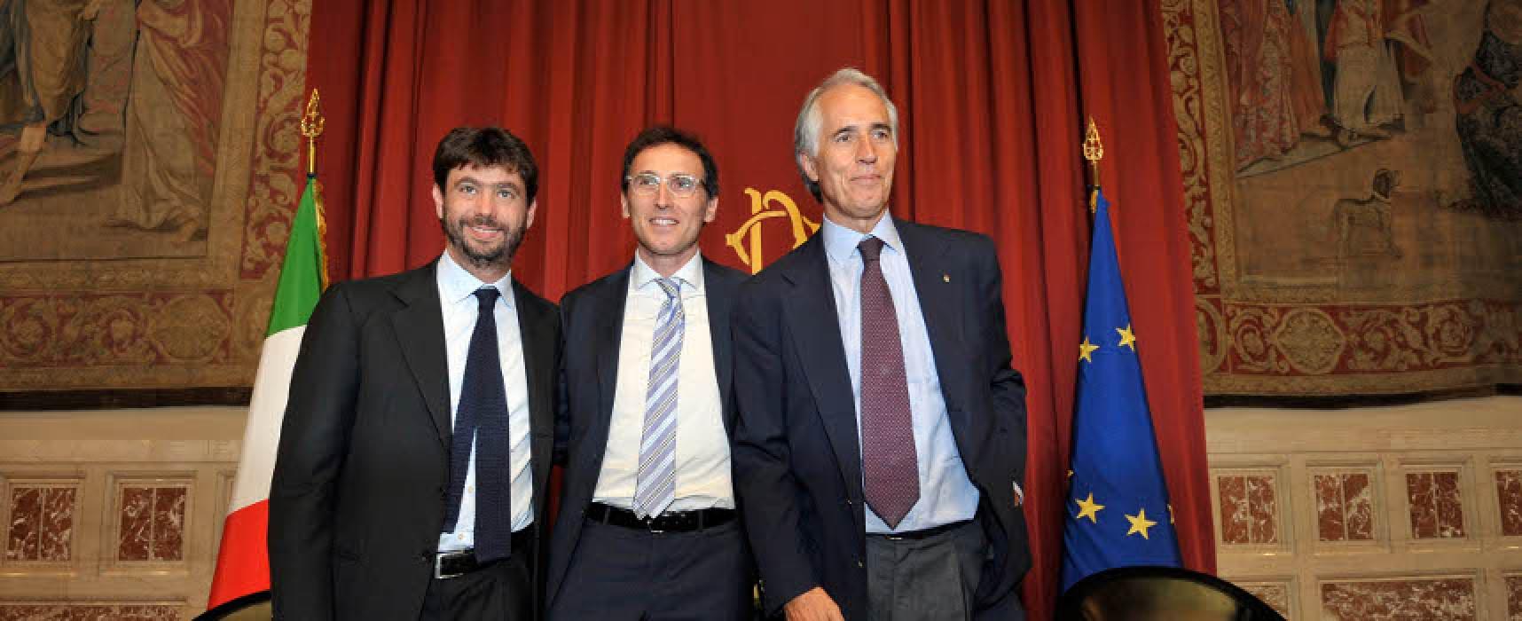 """Boccia al calcio italiano: """" I 17 anni per costruire il primo stadio privato dimostrano che in Italia bisogna cambiare le regole"""""""