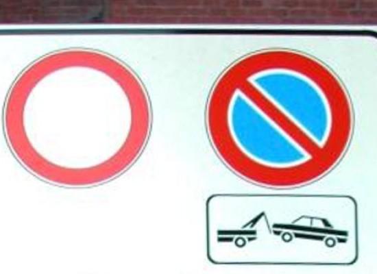 """""""La scelta"""", numerose limitazioni al traffico cittadino da oggi al 19 luglio"""