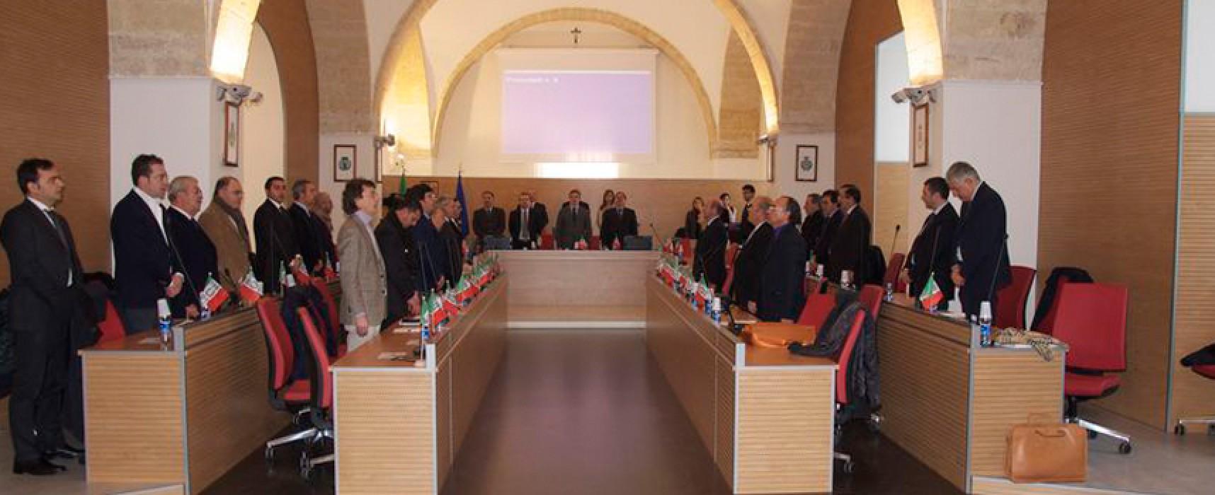 Provincia BAT: il 12 ottobre elezioni di Presidente e Consiglio Provinciale