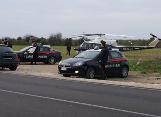 Beccato dai Carabinieri alla guida senza la patente, mai conseguita: deferito un 27enne