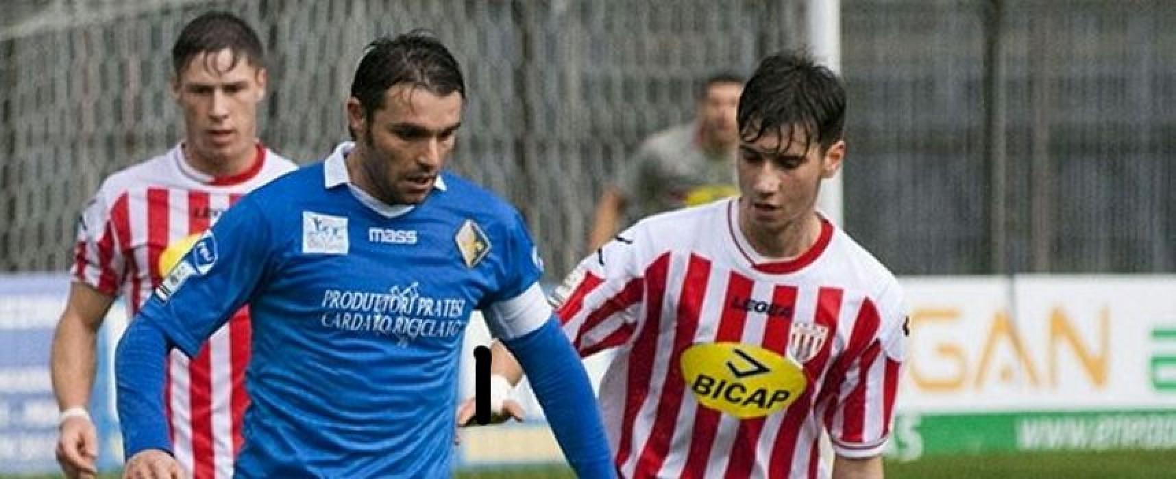 Calcio: la favola del biscegliese Daniele Guglielmi acquistato dal Verona