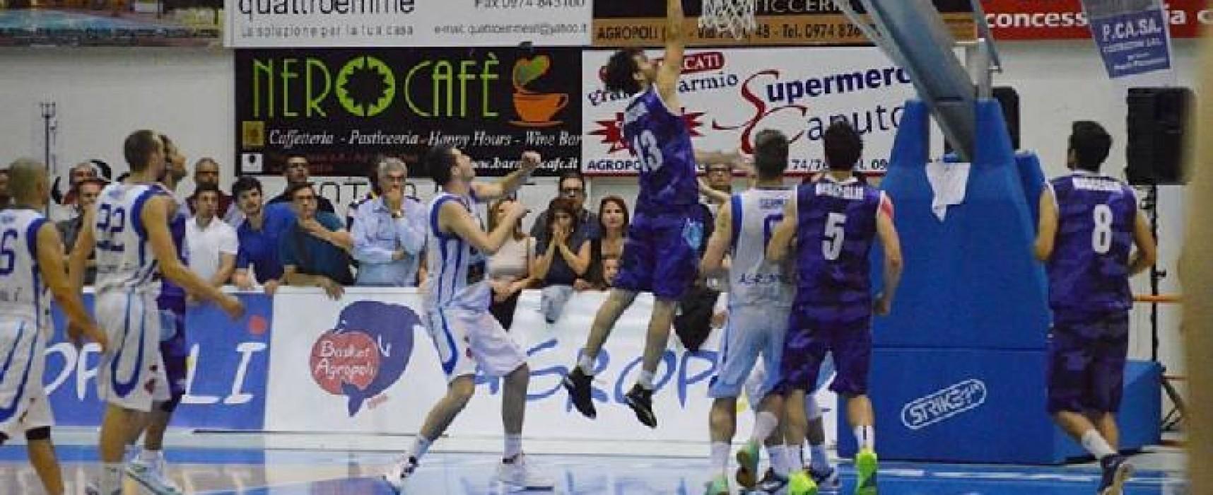 Enzo Cena firma per un altro anno con l'Ambrosia Basket Bisceglie