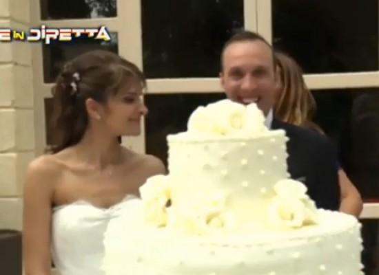 Il matrimonio dei biscegliesi Sergio e Mariagrazia su Rai 1: ecco il VIDEO