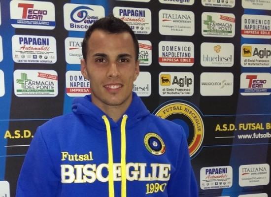 Futsal Bisceglie, il secondo colpo di mercato si chiama David Sanchez