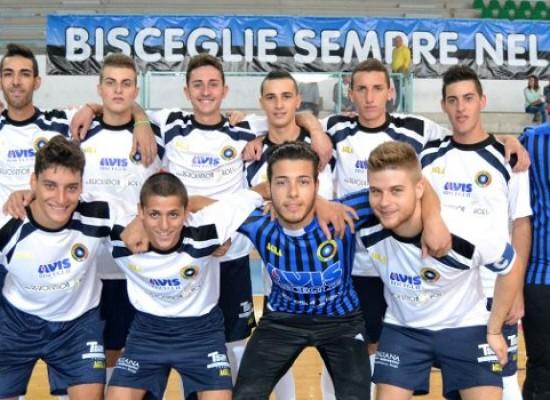 Lunedì 21 luglio, stage under 21 e 18 per il Futsal Bisceglie