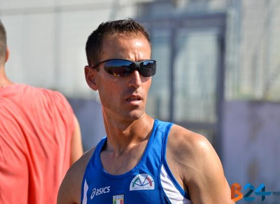 Atletica: Sabino Gadaleta pronto per i Campionati Italiani Master