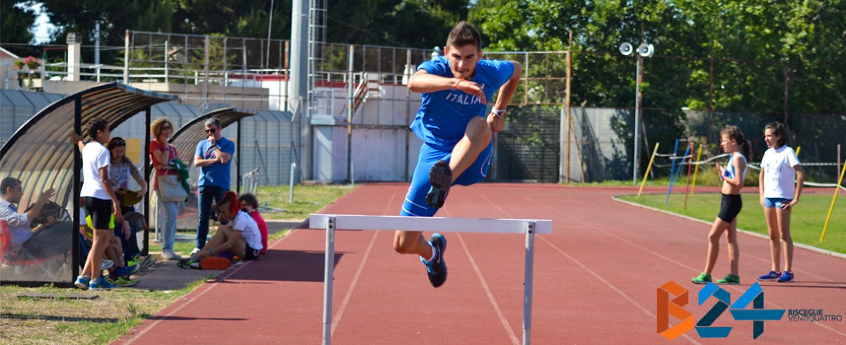 Campionati Italiani: Haliti, infortunato, fuori dalla finale dei 400 metri ostacoli