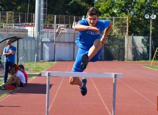 """Test importante per Haliti domani al """"Trofeo Ottavio Missoni"""""""