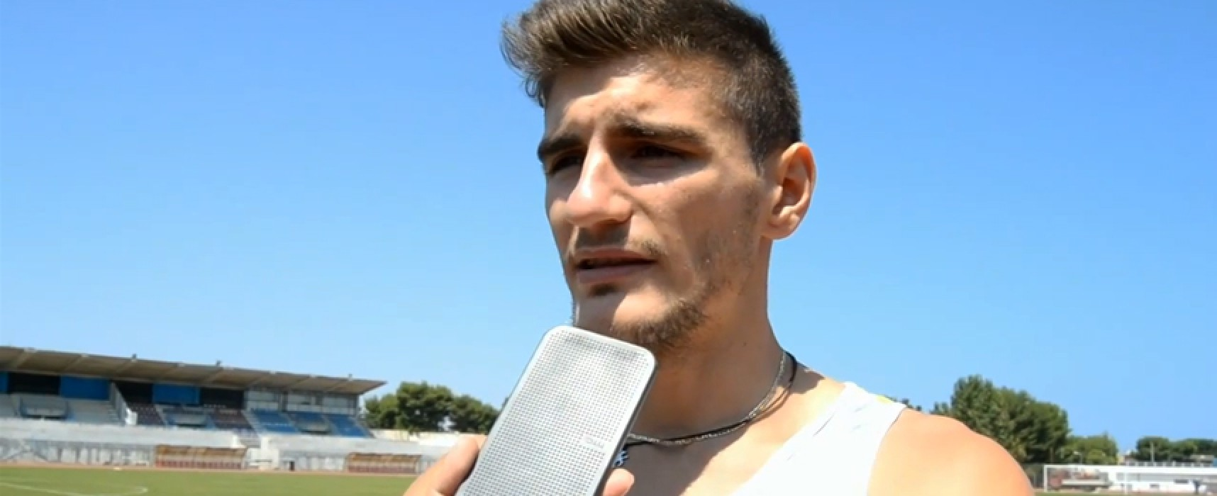 Atletica: ai Campionati Italiani Haliti porta bandiera del quartetto biscegliese/VIDEO