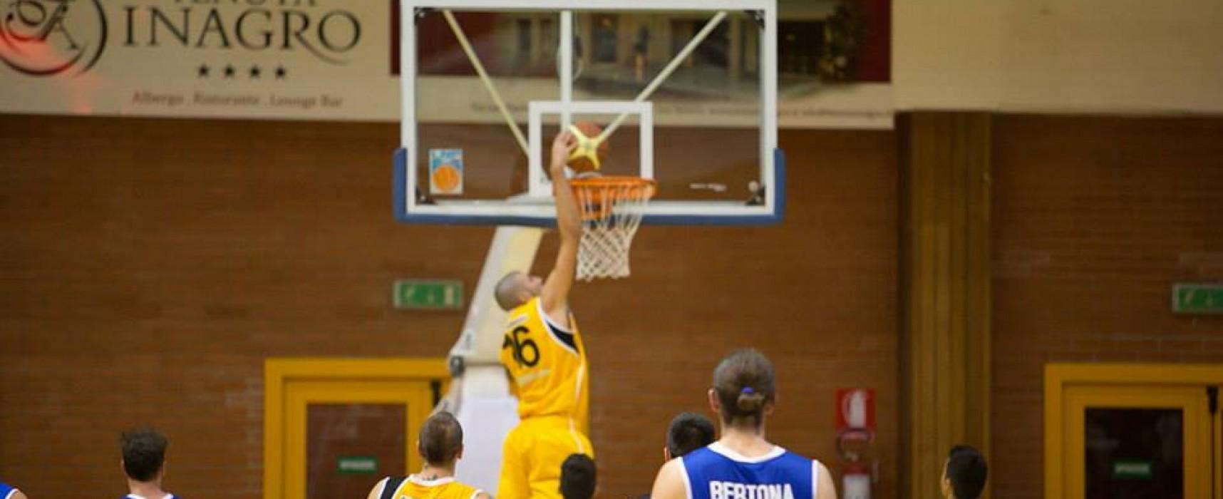 Primo colpo di mercato per l'Ambrosia Basket, ingaggiato Ivan Scarponi