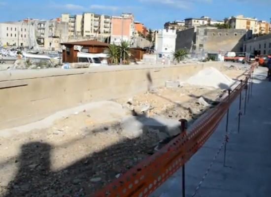 Lavori su via Nazario Sauro, il punto della situazione con l'Assessore Valente / VIDEO