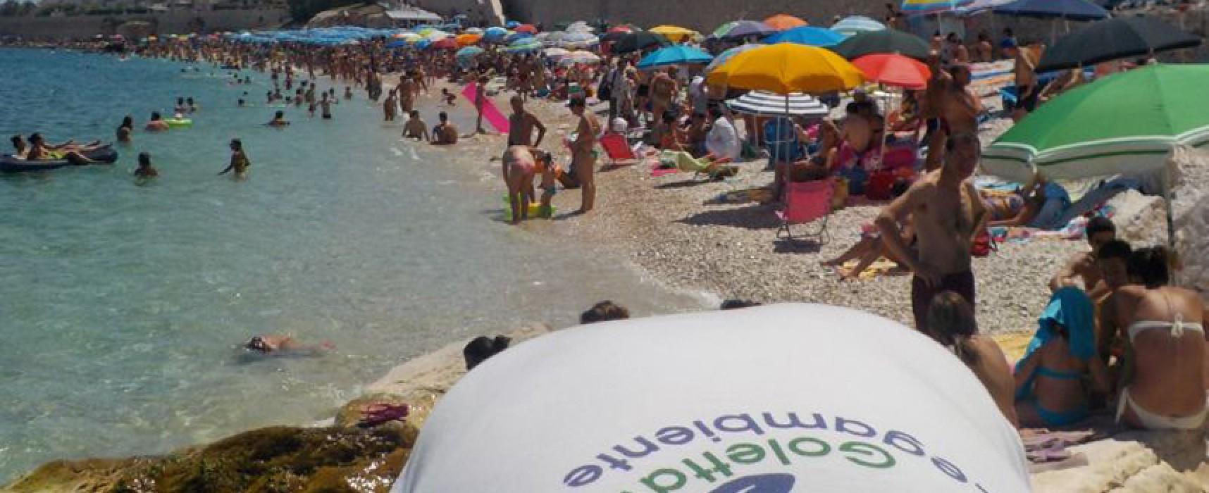 Goletta Verde promuove le acque di Bisceglie, analisi nei limiti a Salsello