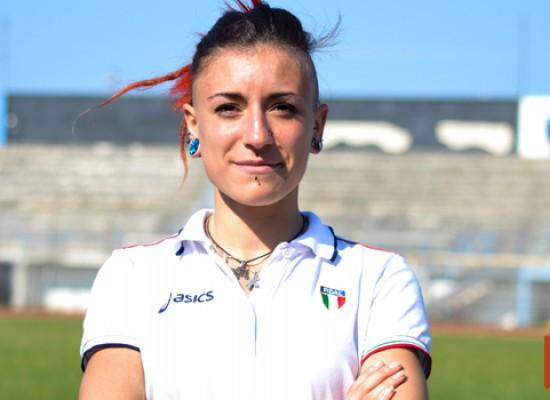 Campionati Assoluti indoor di atletica leggera: in pista c'è Lucia Pasquale