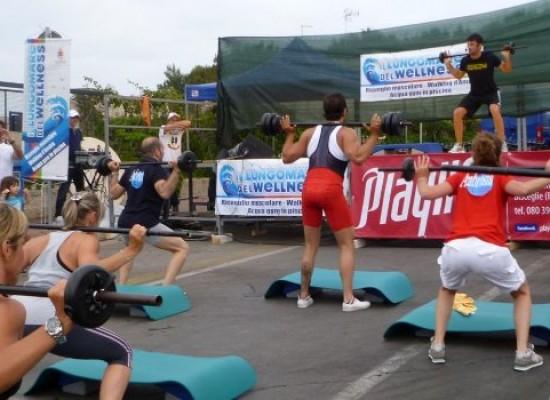 """Il 18 luglio parte la settima edizione del """"Lungomare del Wellness"""""""