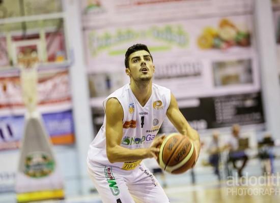 Altro colpo di mercato per l'Ambrosia Basket, preso il play Mauro Stella