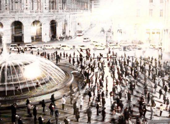 """Le """"Sentinelle in piedi"""" scendono in piazza contro le limitazioni alla libertà d'espressione"""