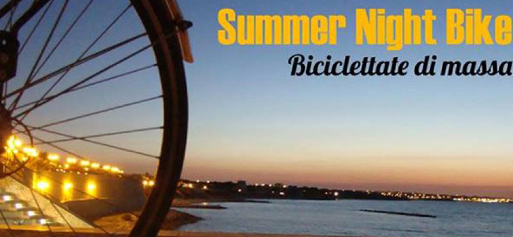 Summer Night Bike, 5 cicloescursioni estive griffate Biciliae Fiab: si parte il 31 luglio