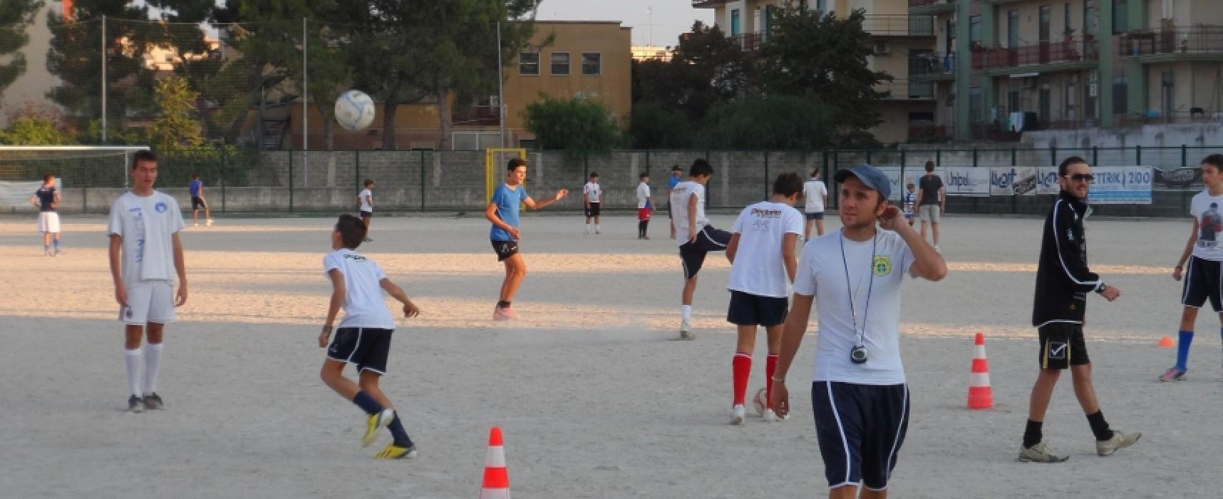 Il settore giovanile dell'Unione Calcio riparte dagli stage