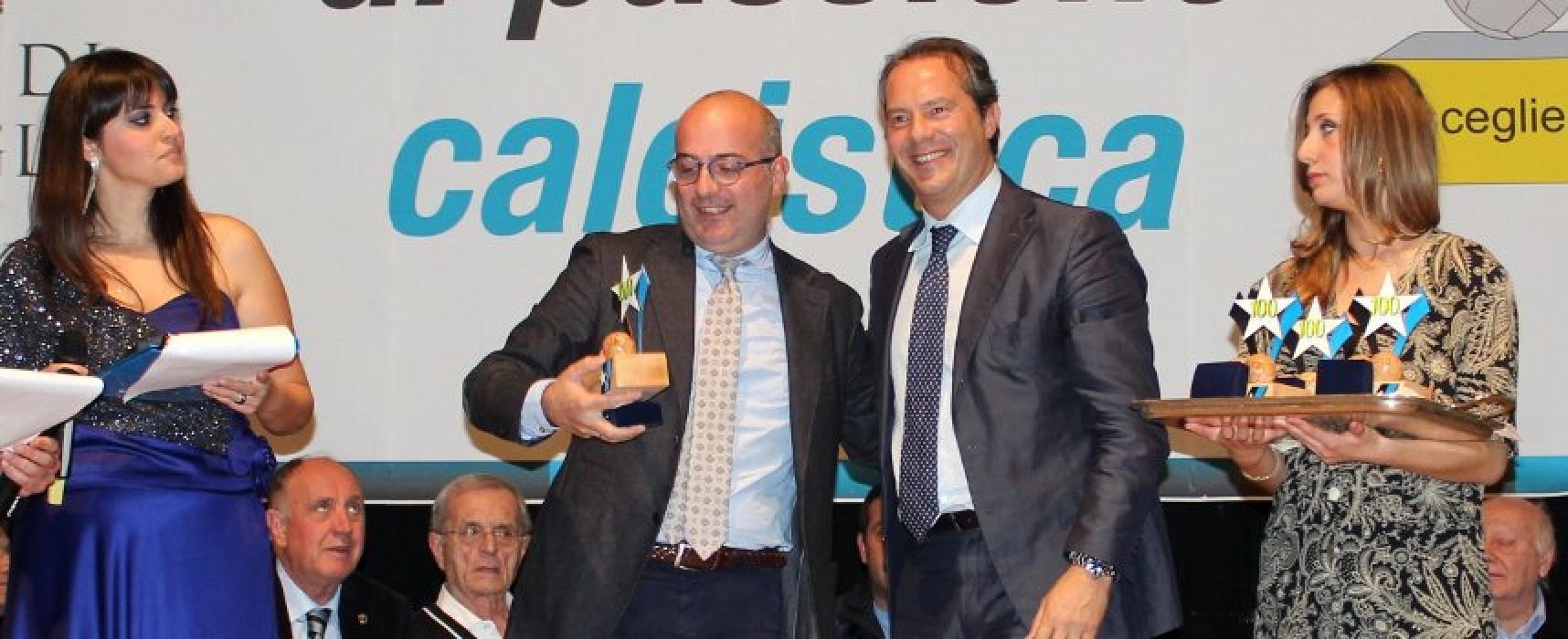 """Leonardo Pedone: """"Il sintetico al Di Liddo, un regalo alla città non all'Unione Calcio"""""""
