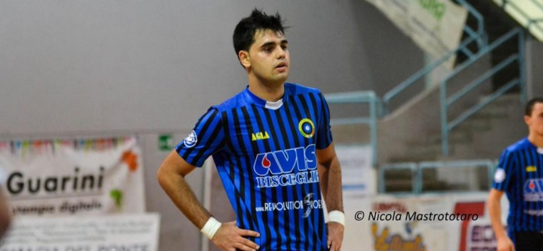 Il DG Abbattista da i primi spunti sul mercato del Futsal Bisceglie
