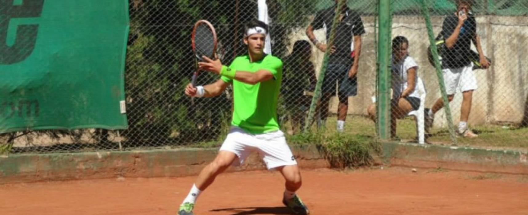 Tennis: Pellegrino in nazionale per la Coppa Valerio – De Galea