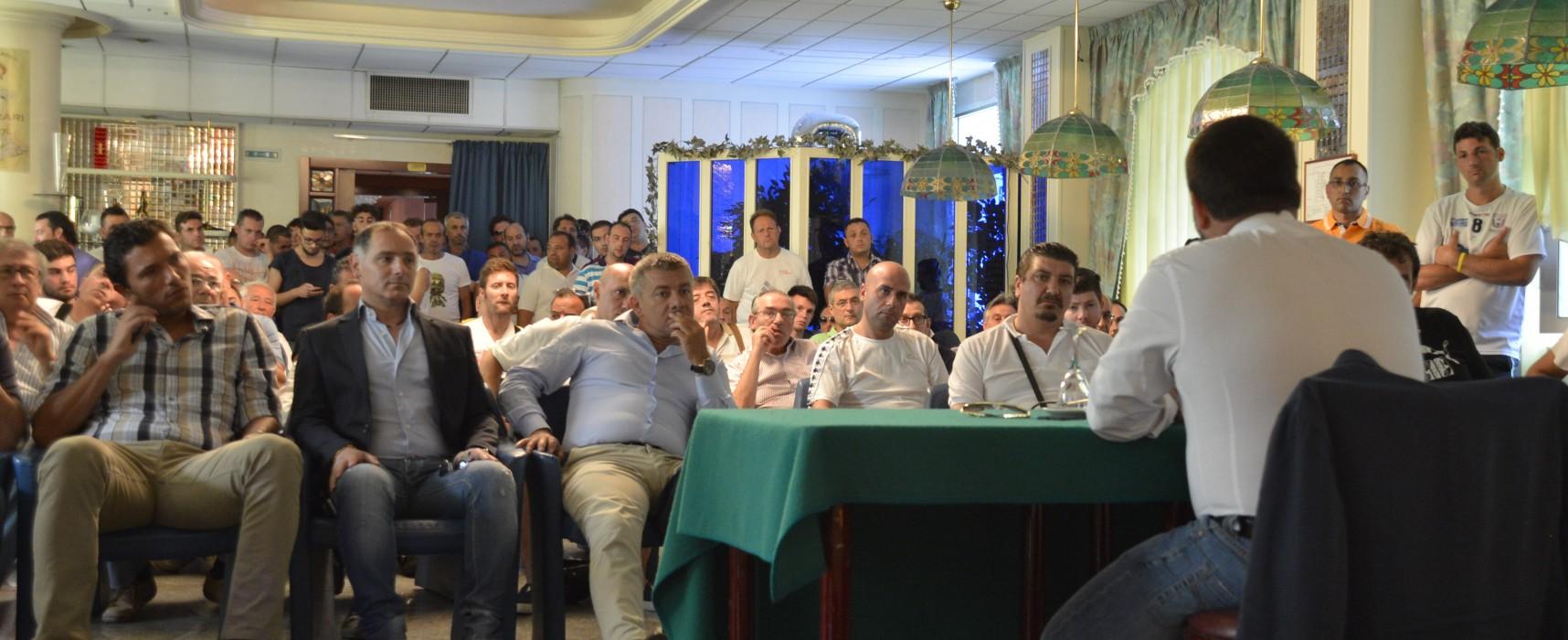 Rumors Bisceglie: Canonico resta? Pronto mister De Luca